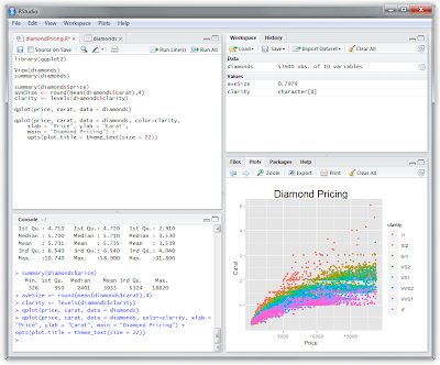 Getting Genetics Done: RStudio: New free IDE for R