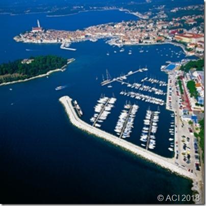 Croatia Cruising Companion - ACI Rovinj