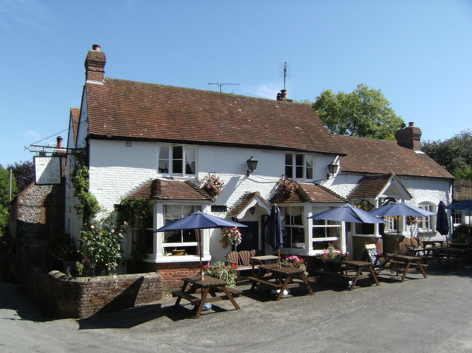 1007190134 George & Dragon Inn, Burpham