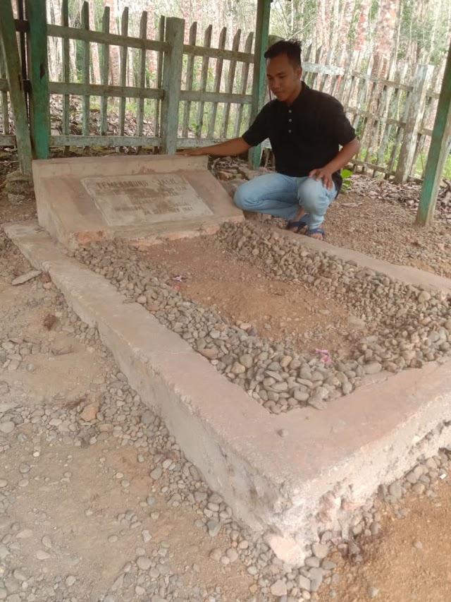 Mencari Kisah di Balik keberadaan Makam Pahlawan Temanggung Jalil di Benteng Tundakan Awayan