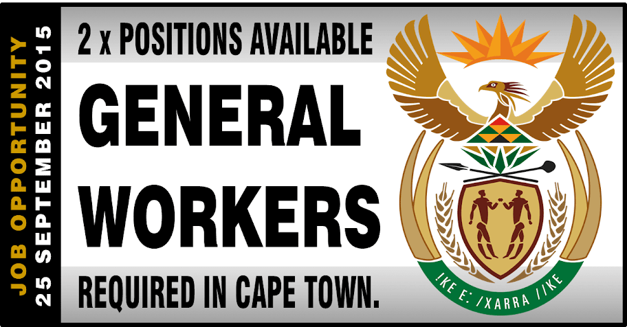looking for drivers job in cape town