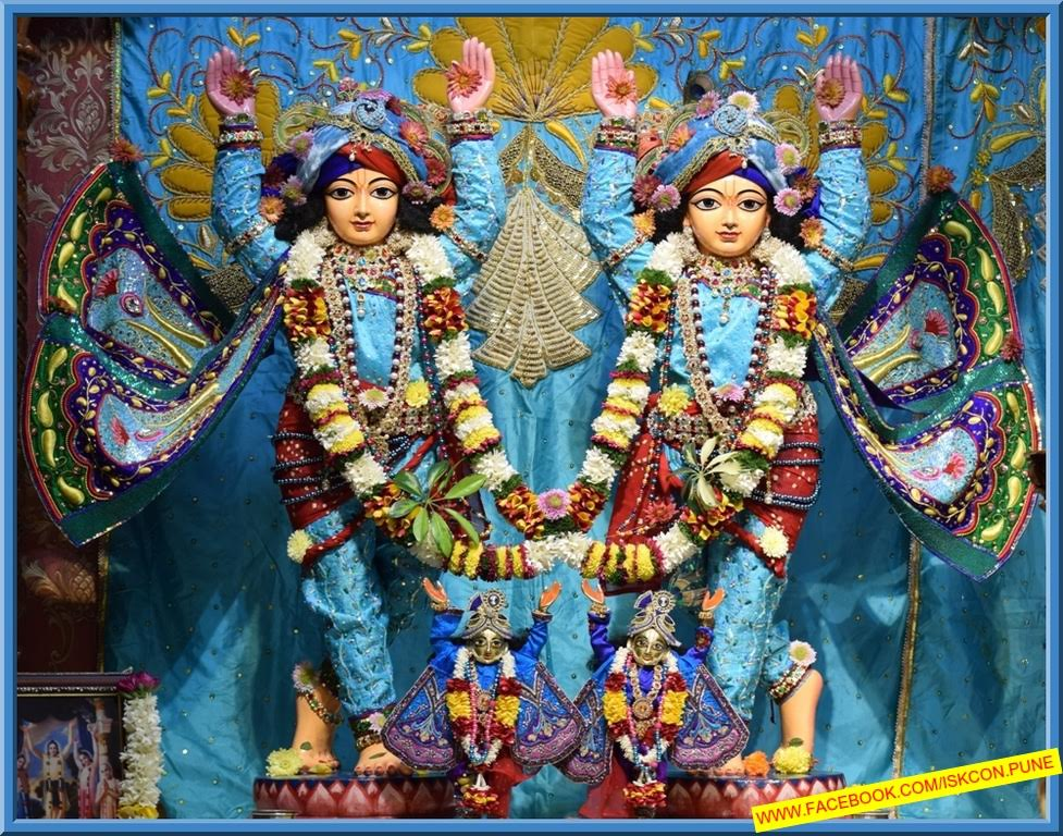 ISKCON Pune Camp Deity Darshan 05 Jan 2017 (5)