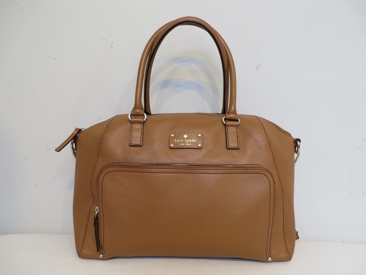Kate Spade Tan Shoulder Bag