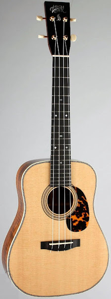 High River spruce top Tenor