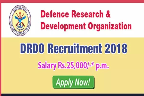 Explosive recruitment, DRDO emerging application