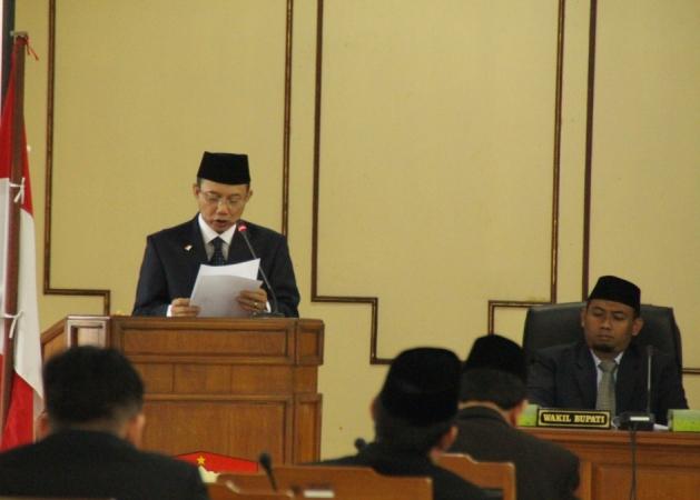 Pemkab Ngawi Akhirnya Urun modal Rp.5 miliar ke BPR Bank Jatim