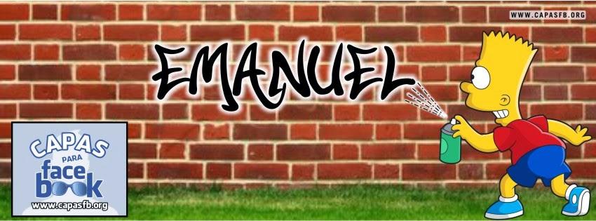 Capas para Facebook Emanuel