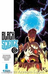 Actualización 28/08/2017: En marco de una alianza con The Lax Project, los tradumaquetadores Heisenberg, Kingsman y Eddmosh nos presentan los numeros 26 y 27 de Black Science.