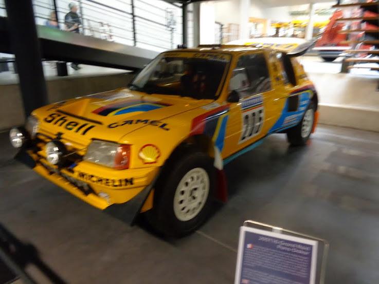 Musée de l'aventure Peugeot à Sochaux DSC01309