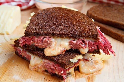 Hinh anh: Banh Sandwich Reuben