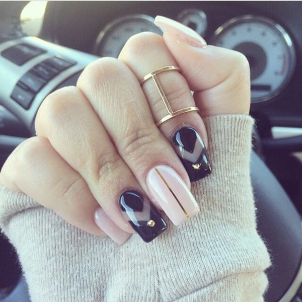 Latest Nail Designs For Short Nails In 2018 4
