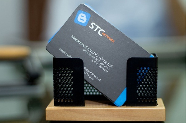 STCnetwork Visiting Cards