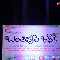 Banthi Poola Janaki Audio Photos