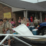 Carmel Boy Scouts Carmel 4th of July Parade