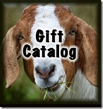 gift catalog button
