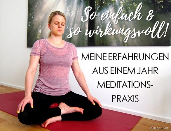 Meditationspraxis