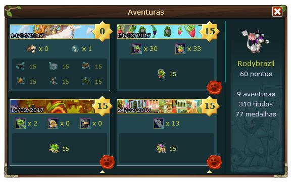 aventuras