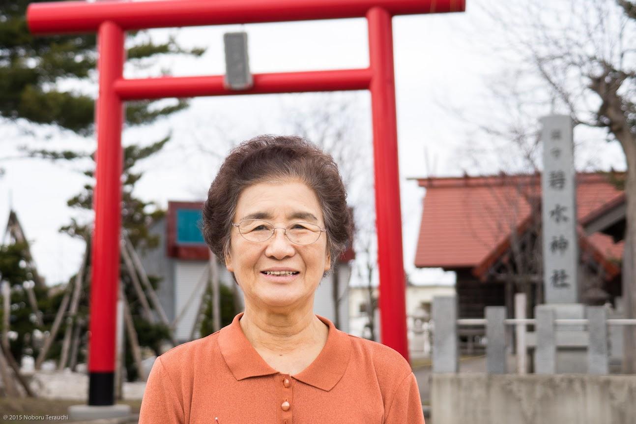 川島早智子さん