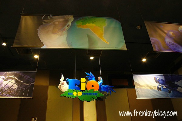 Rio 4D Experience - Everland