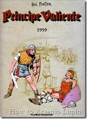 P00023 - Príncipe Valiente  Planet