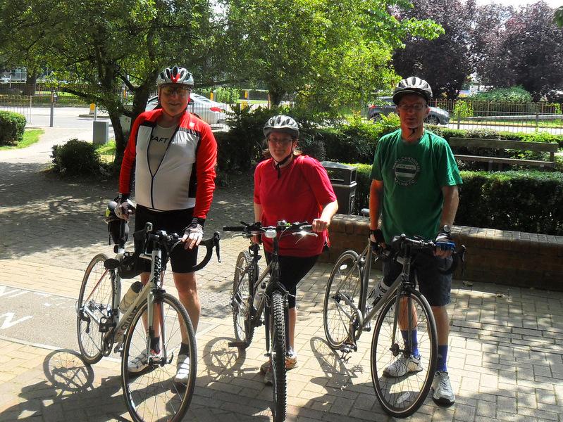 3 riders