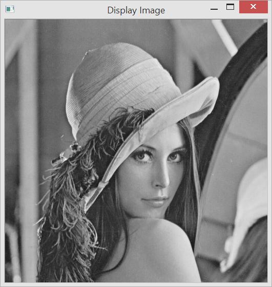 OpenCV leer imagen a escala de grises con CV_LOAD_IMAGE_GRAYSCALE