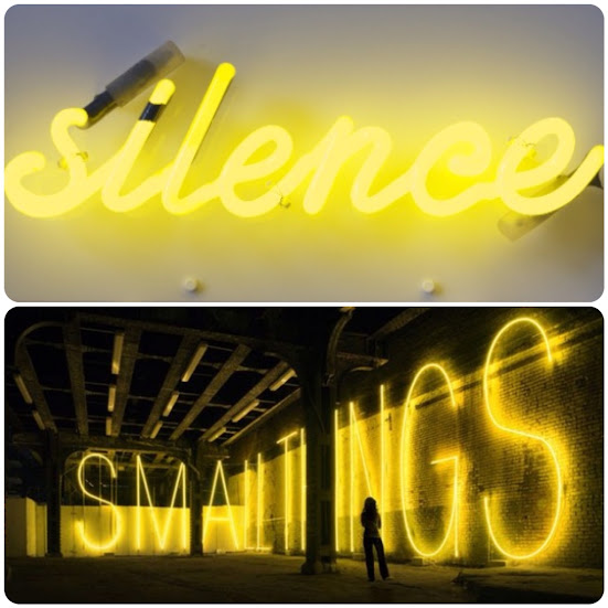 Neon Installation Art Quotes