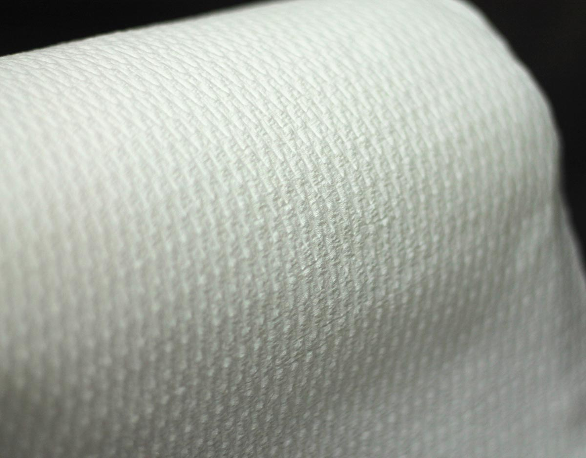 Texture of paper towels