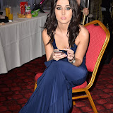 OIC - ENTSIMAGES.COM - Shelby Billingham - ex on the beach at the  Britz go Bollywood - Ark Royal Banquet Hall  in London 29th February 2016 Photo Mobis Photos/OIC 0203 174 1069