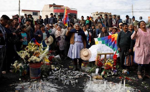"""ONU denuncia """"ações repressivas"""" em protestos na Bolívia que deixaram ao menos 23 mortos"""