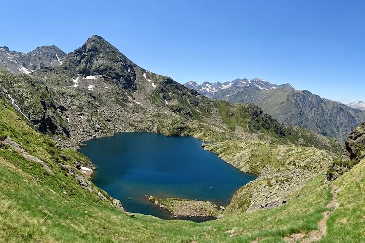 L'Ariège à pied - Les Étangs du Picot