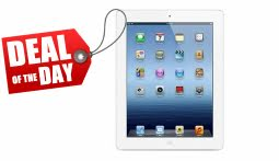 Hot Deal: Apple iPad 3 16GB WiFi Tablet for $399