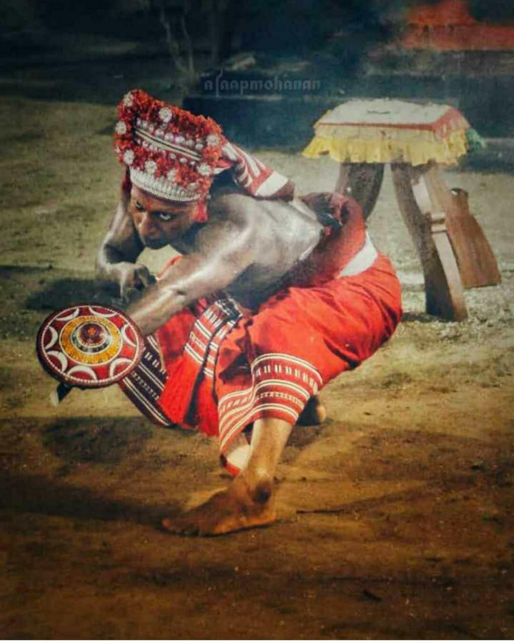 Kathivanoor Veeran Theyyam- കതിവനൂർ വീരൻ 2