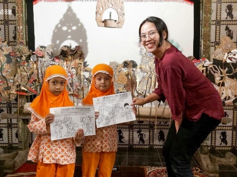 Belajar Sejarah Sambil Seseruan di Museum HOJ