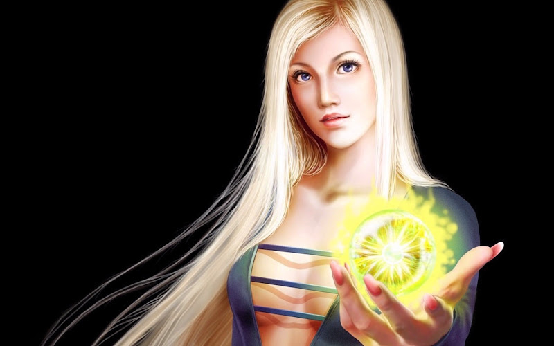 Luciferian Wizard Of Fate, Sorceress 2
