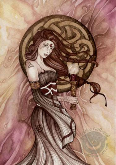 Round Wicca, Mystery