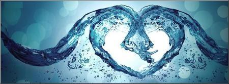 Bộ hình ảnh trái tim đẹp nhất làm ảnh bìa Facebook