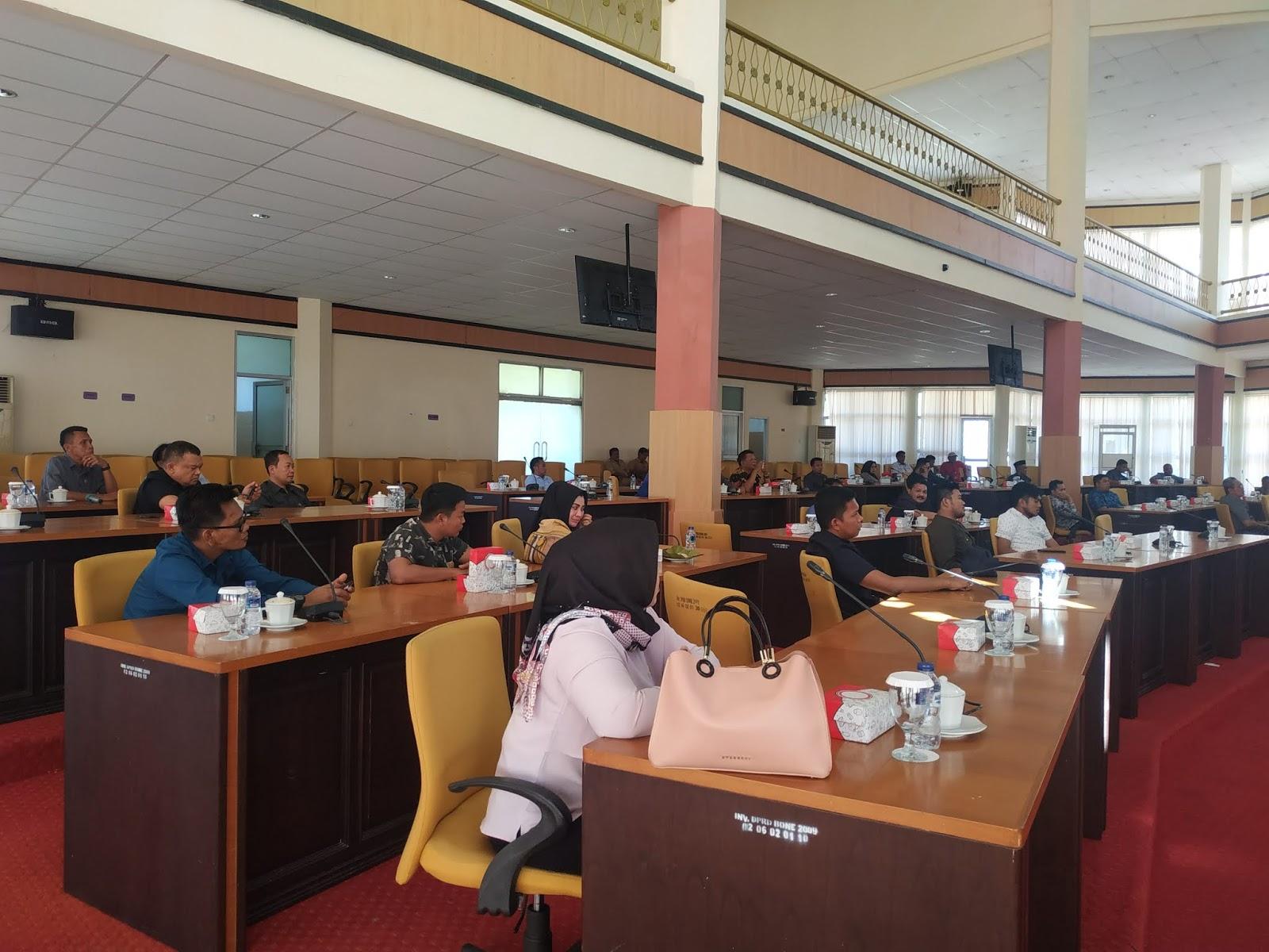 Tugas Pimpinan Sementara DPRD Kabupaten Bone Tinggal Sehari, Ini Penyebabnya