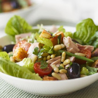 Tuna and Bean Salad.