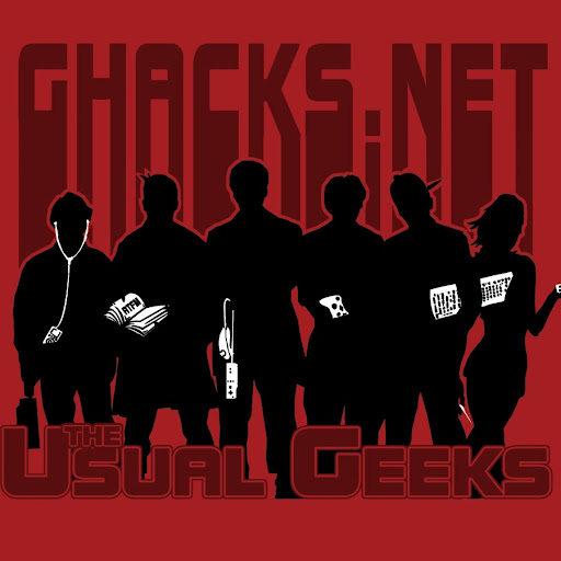 Ghacks Technology News - Google+