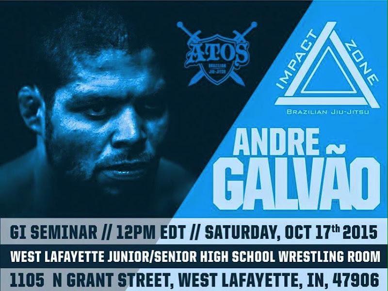 Andre Galvao Seminar