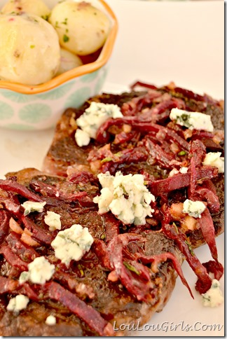 Grilled-Beef-With-Danish-Blue-Cheese