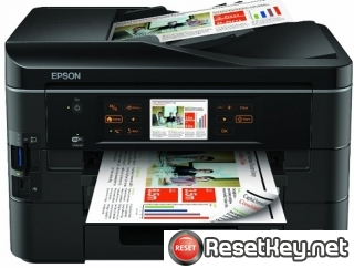 Epson BX535WD Waste Ink Counter Reset Key