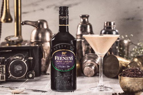 Feeney's Irish Cream, Greenall's Gin, Thomas Dakin Gin, BLOOM Gin, gin cocktails, Mother's Day