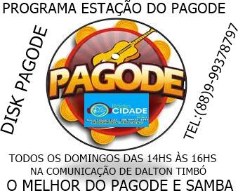 PROGRAMA ESTAÇÃO DO PAGODE