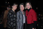 Lesly Annen, Becky Sykes, Kathryn Allen