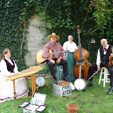 Great music by Picks & Sticks Stringband