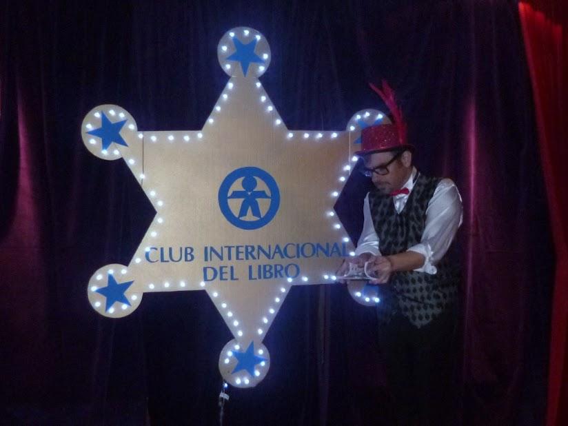 Alfonso V Club Internacional del Libro 2013