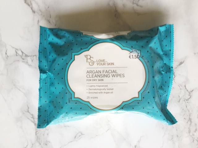 Primark Argan Oil Facial Cleansing Wipes