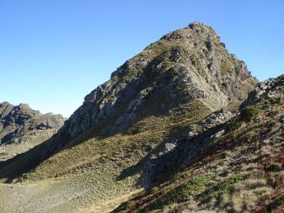 Pic des moines(2.347 m.)